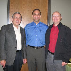 drs. Rassman, Harris, Sikos
